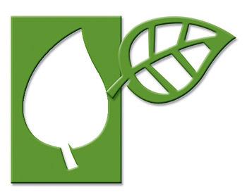 leaf paper punch